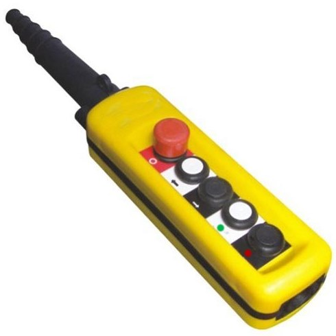 Handheld remote controlling of bulk loading spouts